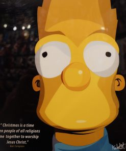 Bart Simpson Poster (2)