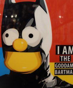 Bart Simpson Poster
