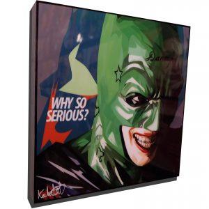 Joker Batman Impostor Poster