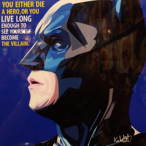 Batman The Dark Knight Poster