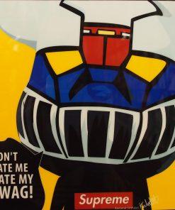 Be@rBrick Mazinger z Poster