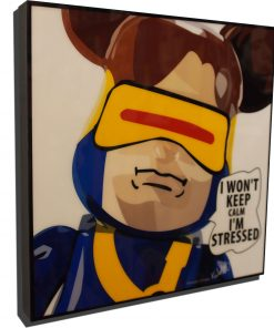 Be@rBrick Cyclops Poster
