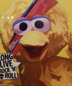 Big Bird Poster