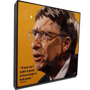 Bill Gates Poster