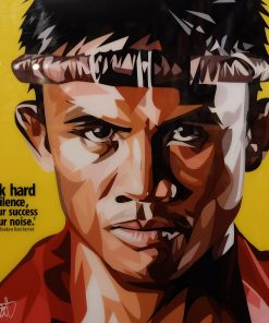 Muay Thai Boxing legend, Buakaw Banchamek