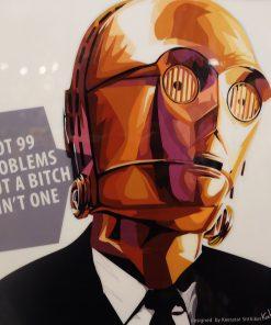 C3PO poster Star wars