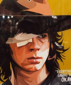 Carl Grimes Poster