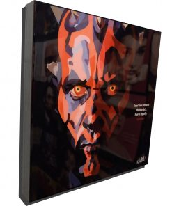 Darth Maul poster Star Wars