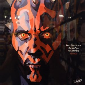 Darth Maul Star Wars
