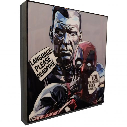Dead Pool & Colossus Poster