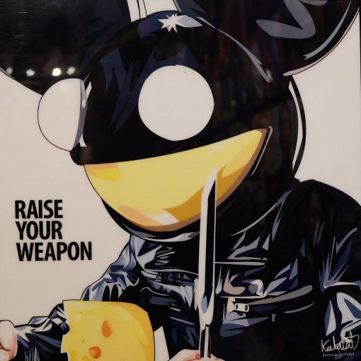 DeadMau5 poster EDM
