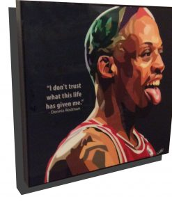 Dennis Rodman quotes Poster