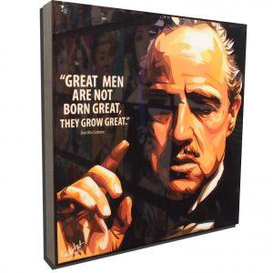 Don VitoCorleone Poster