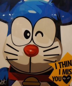 Doraemon Be@rBrick Poster