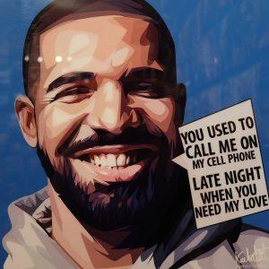 Drake Poster