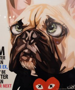 Frenchie poster