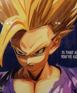 Gohan Poster Dragon Ball