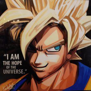 Goku Poster Dragon Ball