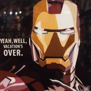 Iron Man 1 Poster