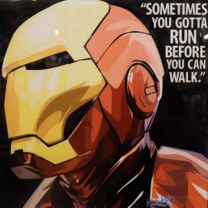Iron Man Mark 3 Poster