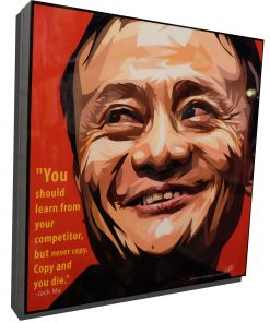 Jack Ma Poster