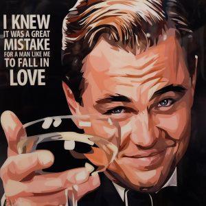 Jay Gatsby Poster
