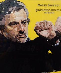 Jose Mourinho Poster