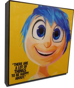 Joy Inside out Poster