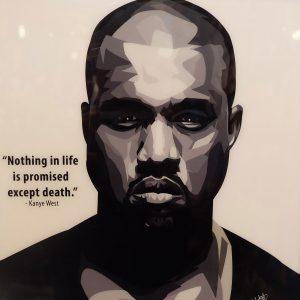 Kanye West Poster