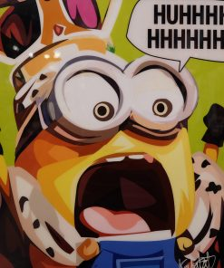 King Bob Minions Poster