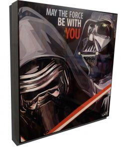 Kylo Ren & Darth Vader Poster