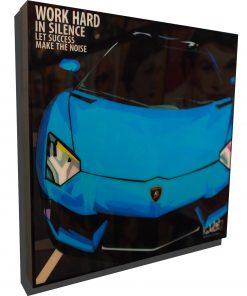 Lamborghini Poster