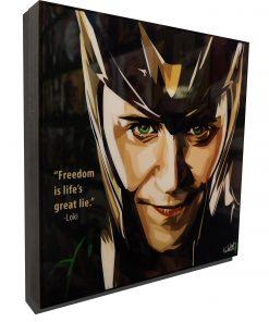 Loki Laufeyson Poster
