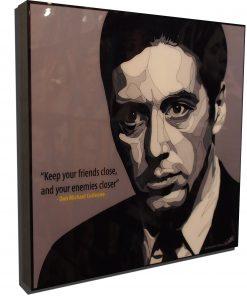Michael Corleone Poster