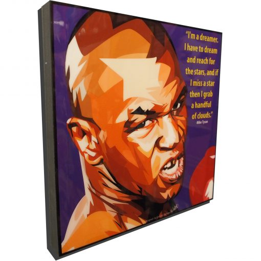 Mike Tyson Poster
