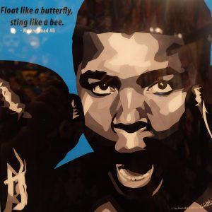 Muhammad Ali Poster