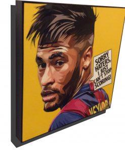 Neymar da Silva Santos Jr Poster