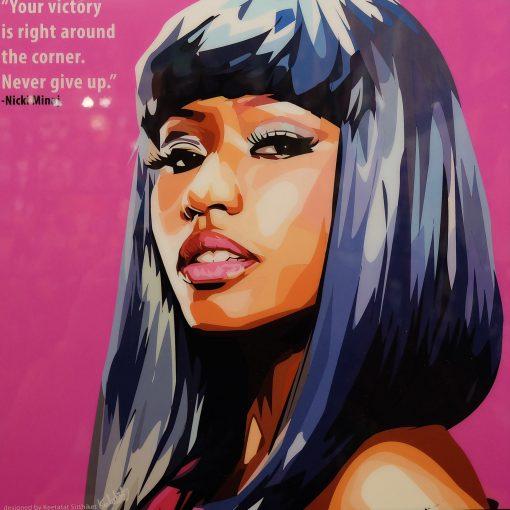 Nicki Minaj Poster