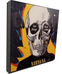 NirvanaSkull Poster
