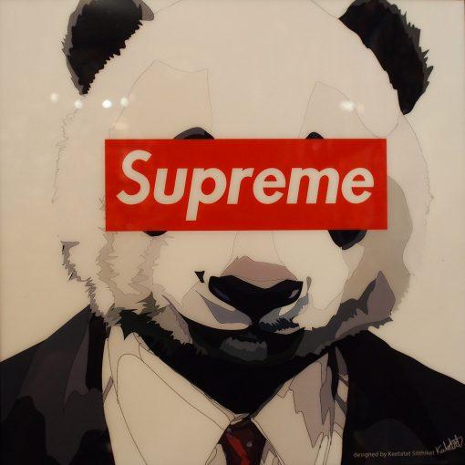 Panda Supreme Poster