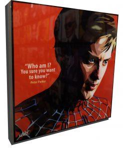 Peter Parker Poster