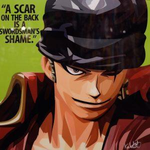 Roronoa Zoro poster One Piece