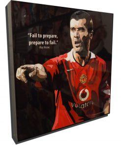 Roy Keane Poster