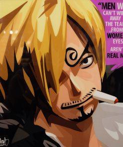Sanji poster One Piece
