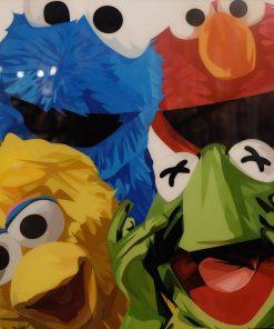 Sesame Street Poster