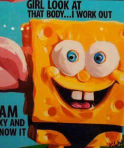 Sponge Bob Poster