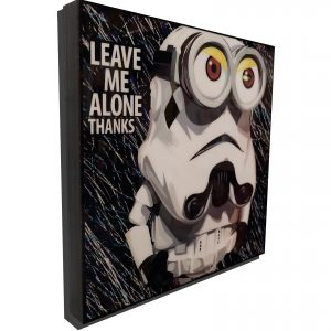 Stormtrooper Minions Poster