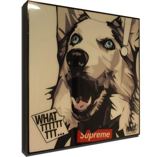 Supreme Husky Poster
