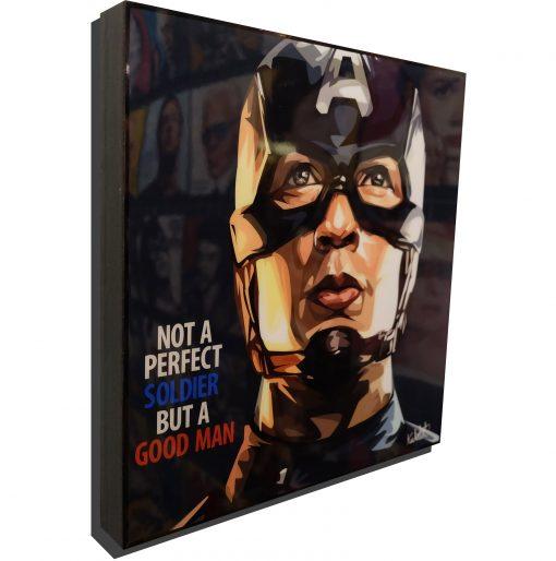 The First Avenger Captain America Poster