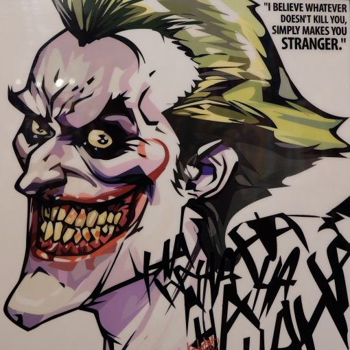 The Joker Animated Poster
